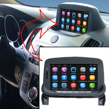7 inch Capacitance Touch Screen Car Media Player for KIA Forte GPS Navigation Bluetooth Video player with WiFi(China)