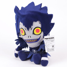 Anime Death Note Ryuuku Plush Toy Soft Stuffed Doll Gift 12inch 30cm(China)