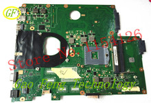 Laptop motherboard for ASUS A17, A17 08N1-0P11J00 69N0XVM50A01 DDR3 integrated 100% test ok(China)