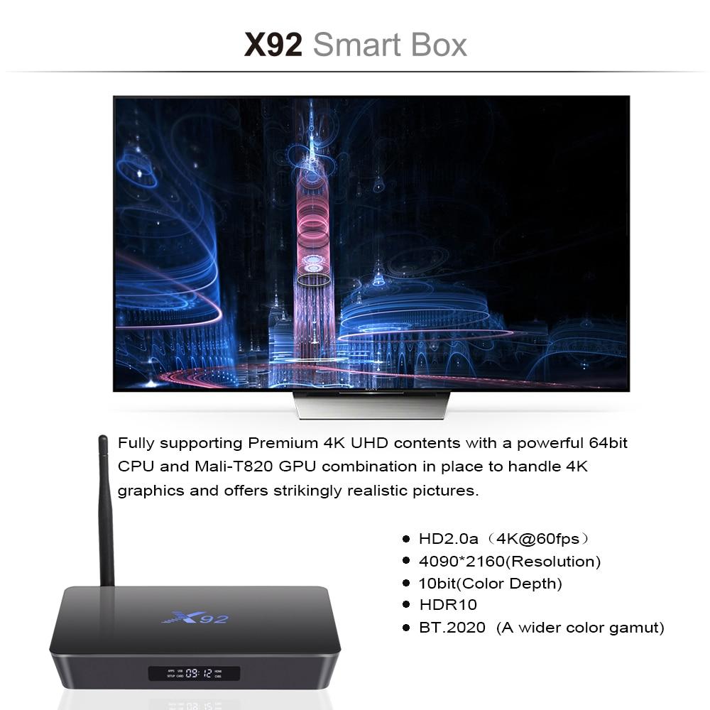 X92 IPTV Android Smart Set Top Box (4)