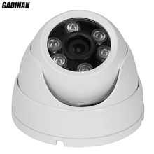 Gadinan ONVIF Metal Housing IP66 Wide Angle 2.8mm Lens 720P 960P 1080P VandalProof Anti-vandal Indoor Outdoor IP Camera