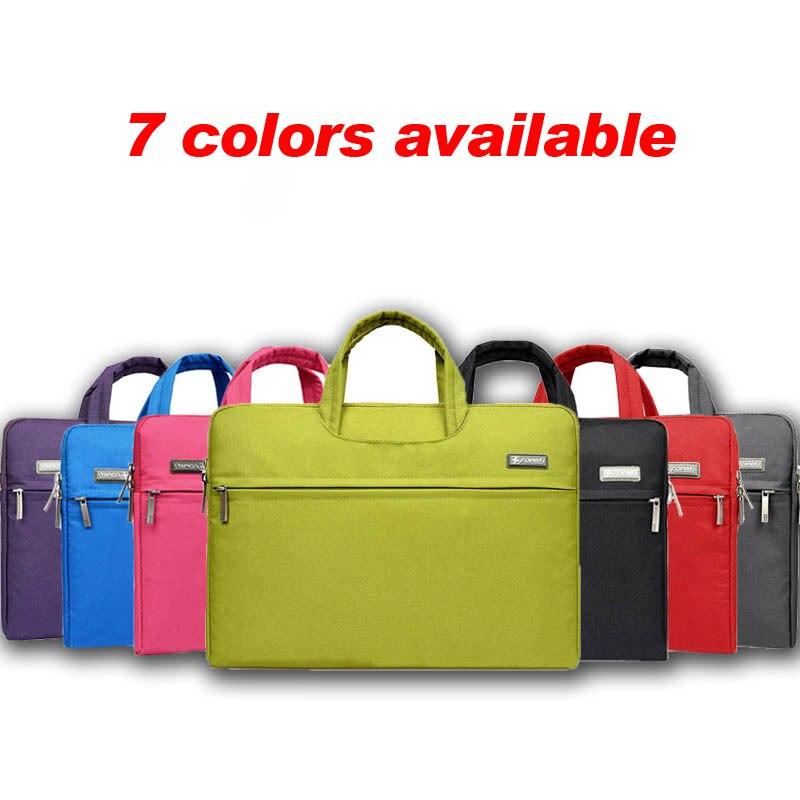 Waterproof 11,13,14,15.6 inch Laptop bag Ultrabook Notebook Skin Bag for Macbook Air Pro Sleeve Case unisex Fashion Universal<br><br>Aliexpress