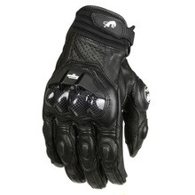 Free Shipping Professional Jaguar Furygan AFS 6 motorcycle racing gloves carbon fiber leather guantes motorcycle