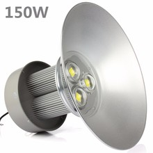 2pcs 150W Led High Bay Light Super Brightness Factory Warehouse Workshop Led Industrial Lighting Led Lamp free Fedex DHL