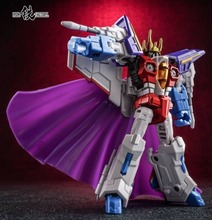 [Show.Z Store] Iron Factory IF-EX20R Wing of Tyrant Starscream Red Version Ironfactory Transformation Action Figure