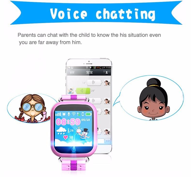 smart baby watch smartwatch smartwach Q100 (12)