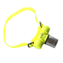 MINI diving Led Headlight Waterproof IP65 Cree T6 Lamps Headlamps Aluminum 3 Models With 18650 Batterys