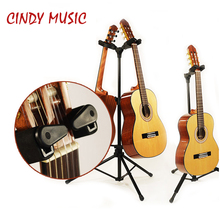 Double/Single Guitar Stand Detachable Folding Adjustable for Acoustic Electric Guitar Bass(China)