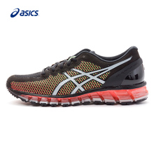 Original ASICS Women Shoes Breathable Shock-Absorbant Light Running Shoes Anti-Slippery Sports Shoes Sneakers free shipping(China)