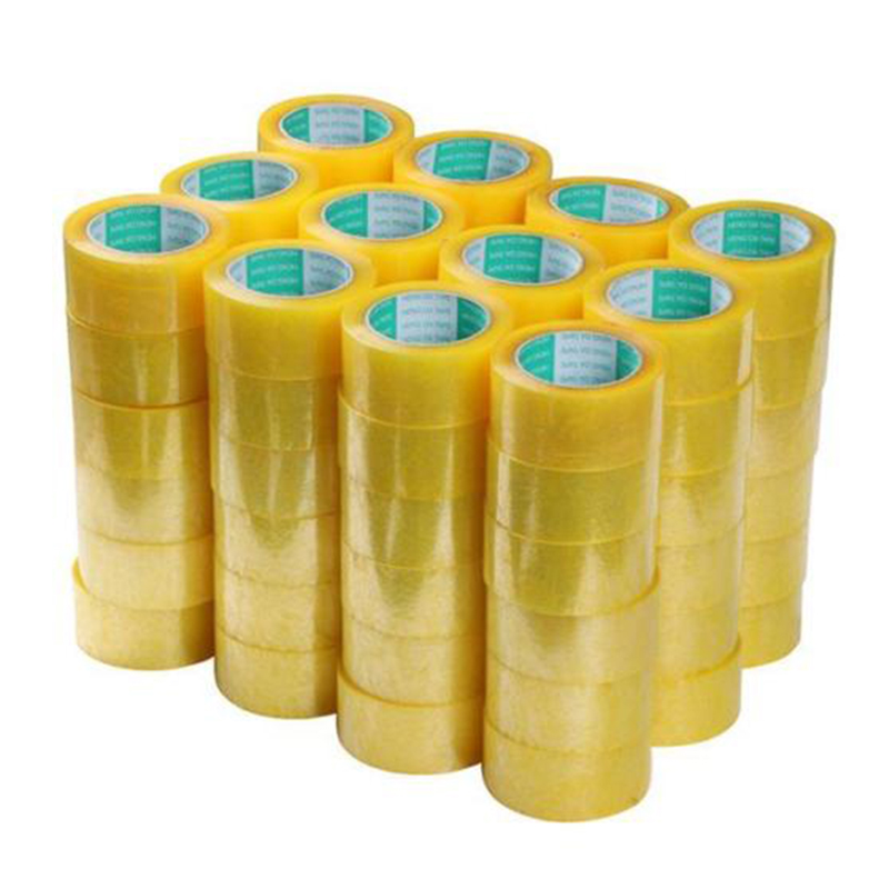 EWS-72 Rolls Carton Box Sealing Packing Shipping Package tape-2x110 Yards(330 ft)<br>