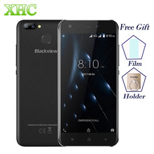 4G LTE Blackview A7 Pro Mobile Phone 2GB+16GB Dual Back Cameras 5.0'' Android 7.0 MTK6737 Quad Core Dual SIM FOTA Smart Phone(China)