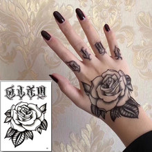 Best value Hand Rose Tattoo \u2013 Great deals on Hand Rose