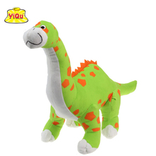 Baby Toys for children Cloth Dolls Plush Musical Toy Dinosaurs Cartoon Animals stuffed dinosaur toys with sounds gifts sticker