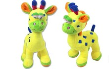 baby dolls and baby plush toy Giraffes toy Cloth dolls