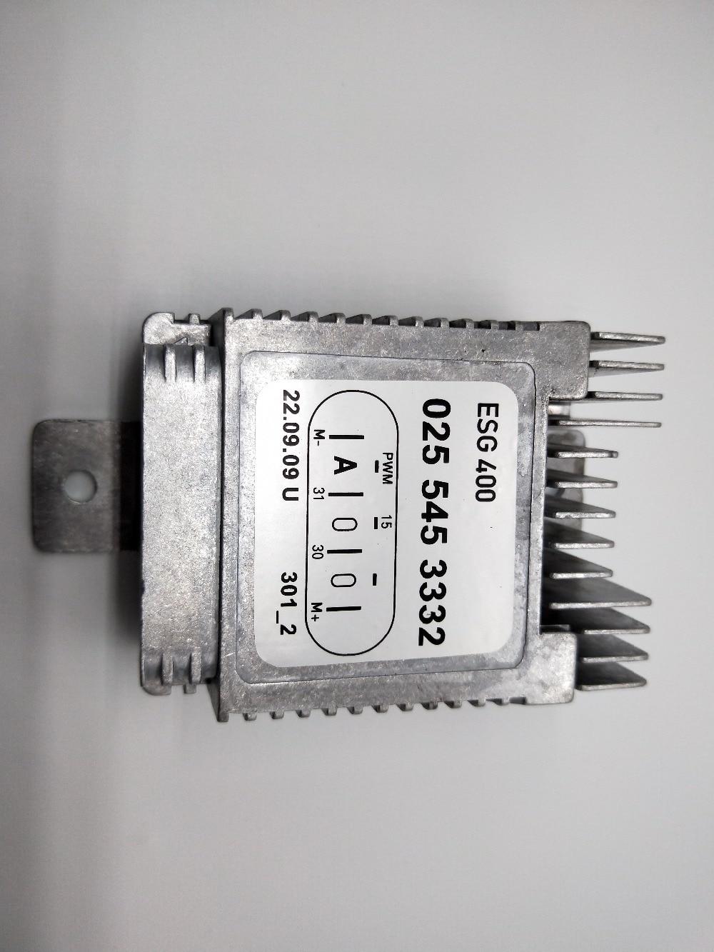 Lüfter Innenraumgebläse Regler Widerstand MERCEDES E200 E220 E230 E320 E430 E55