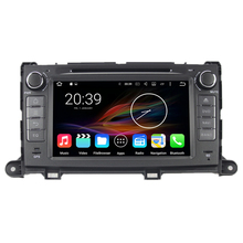"8"" Octa Core 2G RAM 32G Flash Android 6.0.1 Car Multimedia GPS Navigation DVD Radio for Toyota Sienna 2009 2010 2011 2012 2013"