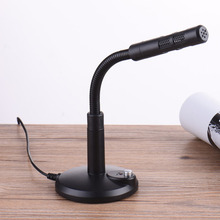 Mini Free drive USB microphone for network chat, MSN, QQ, SKYPE, online games
