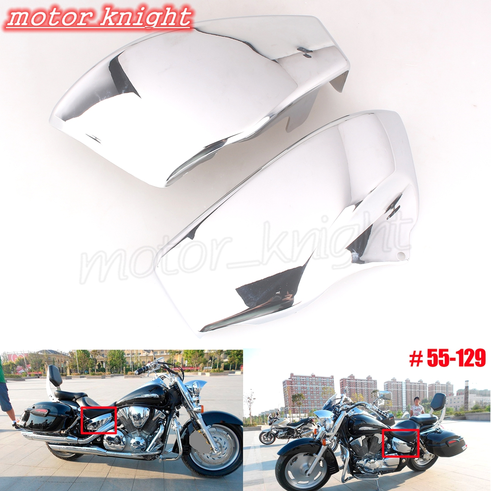 Swing Arm Pivot Frame Trim Cover For Honda VTX1300C//R//S 2003-2009 ABS