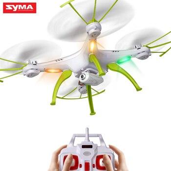 2017 Date Syma Drone 2.4G 4CH RC Hélicoptère Quadcopter, Dron Quadrocopter Toyof fixe haute avec Caméra HD X5HC (X5C Mise À Niveau)