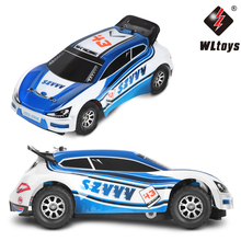 RC Car WLtoys A949 1/18 2.4Ghz 4WD High Speed Radio Remote Control Racing Car Electric Stunt Drift Car Sports Outdoor Game Toy(China)