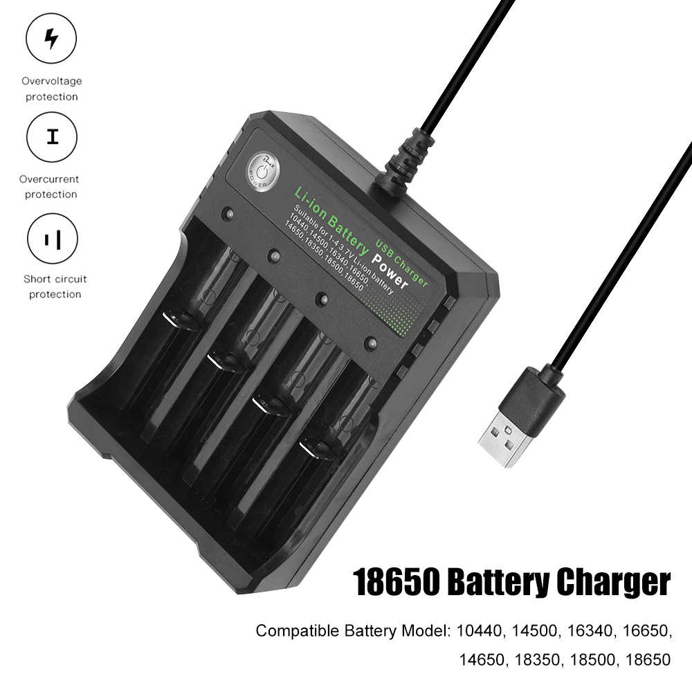 Detail Feedback Questions About 37v 18650 Charger Li Ion Battery Lithiumion One Powersupplycircuit Circuit New Coming Usb Independent Charging Short Protection