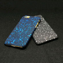 Wholesale New Style 3D Cover Three-dimensional Stars Ultra thin Frosted Phone Cases for iPhone 5 5s SE 6 6s 7 Plus Matte Case