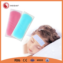 Free shipping Best Sale Products 2015 New Arrival Fever Cooling Gel Patch Baby,Fever Cool Patches Sheet(100 pcs/lot)
