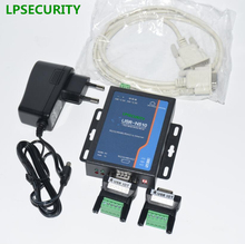 LPSECURITY USR-N510 Serial rs232 rs485 rs422 ethernet modem module DNS, DHCP, Websocket and HTTPD Client supported(China)