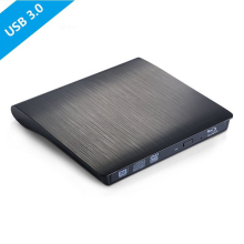 3D blu-ray drive External USB3.0 CD/DVD RW Burner BD-ROM Blu-ray Optical Drive Writer for Apple iMacbook Laptop Compute
