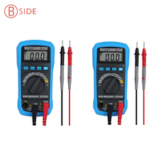 Bside ADM01 Auto Ranging Digital Multimeter DMM DC AC Voltage Current HZ Meter Tester Diode & Continuity Test(China)
