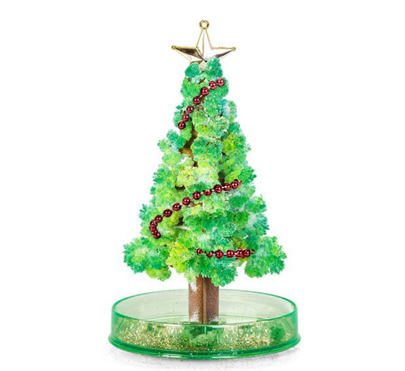 Gags & Practical Jokes Reasonable Magic Growing Tree Visual Magic Sakura Tree Magical Desktop Flower Tree Decorative Bonsai Diy Paper Tree Kid Toy Christmas Decor