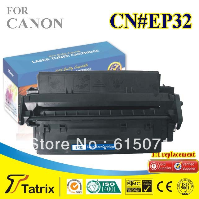 Black EP32 Toner Cartridge Compatible EP32 Cartridge Toner for Canon Free Shipping<br><br>Aliexpress