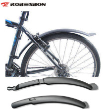 ROBESBON Bike Wings MTB Mountain Bike Bicycle Front Rear Fender Mudguard Set Road Bicycle Front/Rear Racks Mud Guards Fender