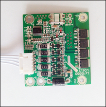 5S 18V and 21V lithium ion battery protection circuit board PCB and BMS with 20A constant discharge current