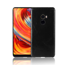 Buy Xiaomi Mi Mix 2 Mix2 Silicone Case TPU+Leather Crazy Horse Silicon TPU Soft Back Cover Case Xiaomi Mi Mix 2 Mix2 Soft Cover for $3.49 in AliExpress store