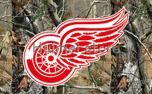 Detroit Red Wings Premium Outdoor Indoor American Hockey Flag 3X5FT Drop Shipping Custom Club Sport Flag