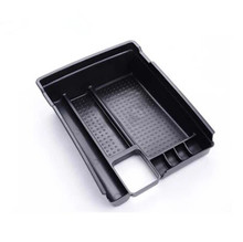 Black! Central Storage Pallet Armrest Container Box For nissan X-trail T32 2014 2015 / Rogue 2014 2015