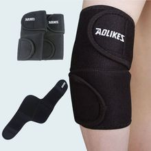 Outdoor Sports Professional 1pc Adjustable Neoprene Elbow Support Wrap Brace Sports Injury Pain Protect Winding Tape
