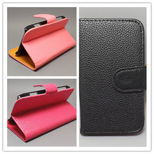 Luxury Litchi leather case cover with stand function for HTC G8 wildfire A3333 A3336 A3380 ,free shipping