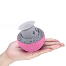Portable Mini Bluetooth Speaker Wireless Loudspeaker Super Bass Speaker Small Color Mushroom Cute Travel Speaker For Phone Music