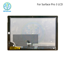 Surface Pro 3 Digitizer Panel For Microsoft  (1631) TOM12H20 V1.1 LTL120QL01 003 Display Touch Screen LCD Assembly