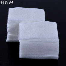 HNM 900pcs/lot Nail Art Wipes Lint Paper Pad Polish Cleaner Remover Manicure Nail Clean Wipes Cotton