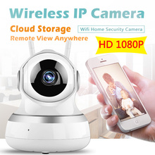 Buy 1080P IP Camera WIFI 1080P Full HD 2.0MP CCTV Video Surveillance P2P Home Security New WiFi Baby Monitor Wireless Camera IR Cut for $31.28 in AliExpress store