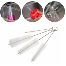 1Set of 4 PCS ( 4 Smoke Smoking Herb Tobacco Brushes ) Hookah Shisha Cleaning Brushes Test Tube Brush Water Pipe Cleaner