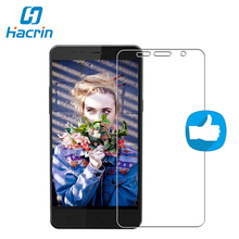 Hacrin For Siswoo C55 Tempered Glass Good Quality Temperli Cam Steel Protector Screen Film For Siswoo Longbow C55 Phone(China)