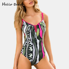 Buy swimsuit women halter swimming suit one piece swimsuit indoor bathing suit monokini sexy one piece swim suits swimwear female