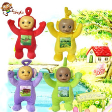 High-quality 33cm Teletubby Plush Toy Doll Teletubbies Laa Tinky  Plush toy For Christmas gifts Free Shipping