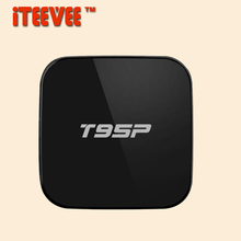 [iTEEVEE] T95P Mini Android 6.0 Smart TV Box quad Core Amlogic s905x HD Media Player WiFi Wireless Smart Power Socket 4K Full HD(China)