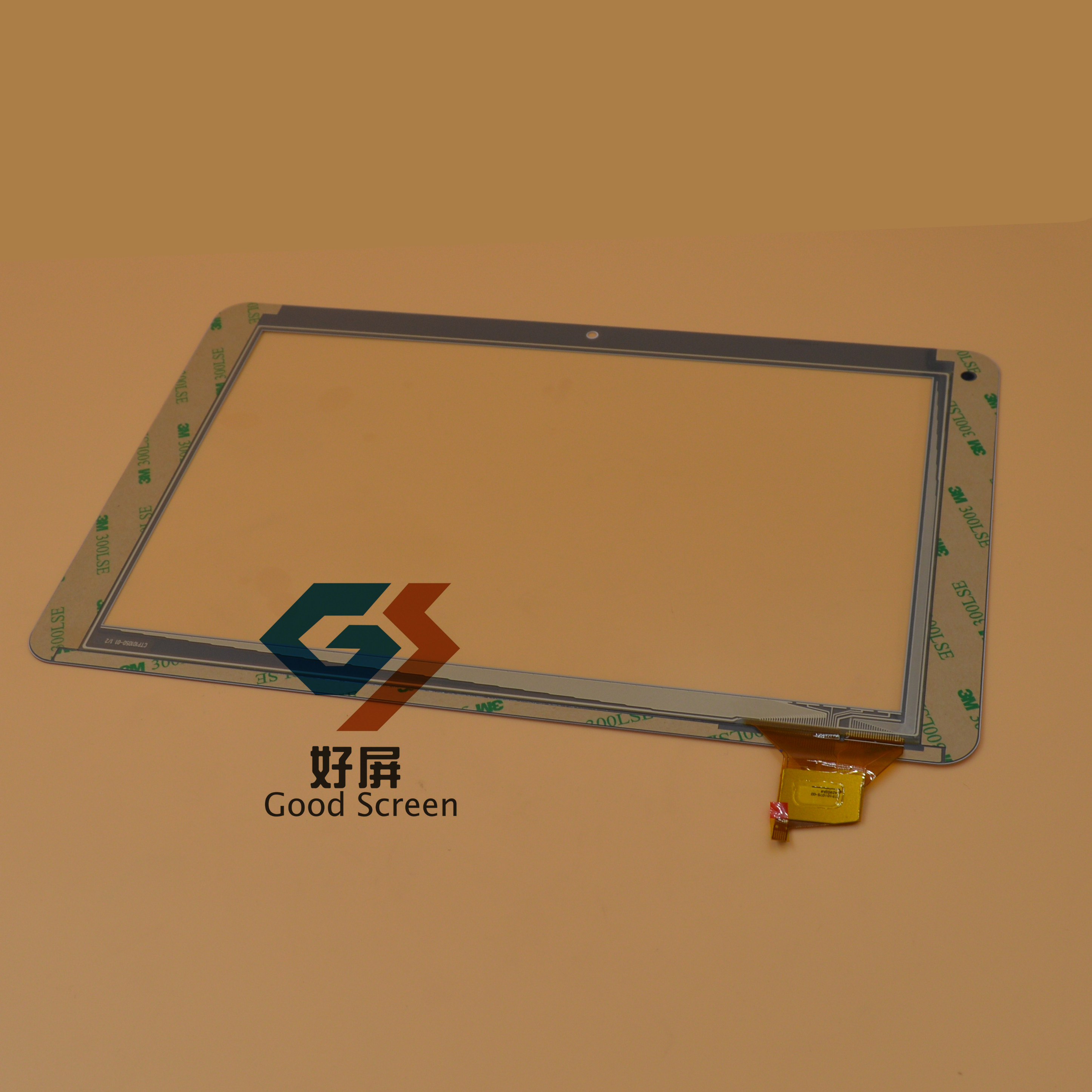 CTP101075-03 for 10.1inch tablet pc capacitive touch screen panel digitizer glass sensor<br><br>Aliexpress