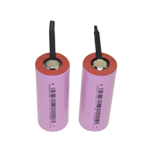 Hixon 2pcs IFR 26650 3.2V 3200mAh LiFePO4 Rechargeable Battery cell with Tabs(China)